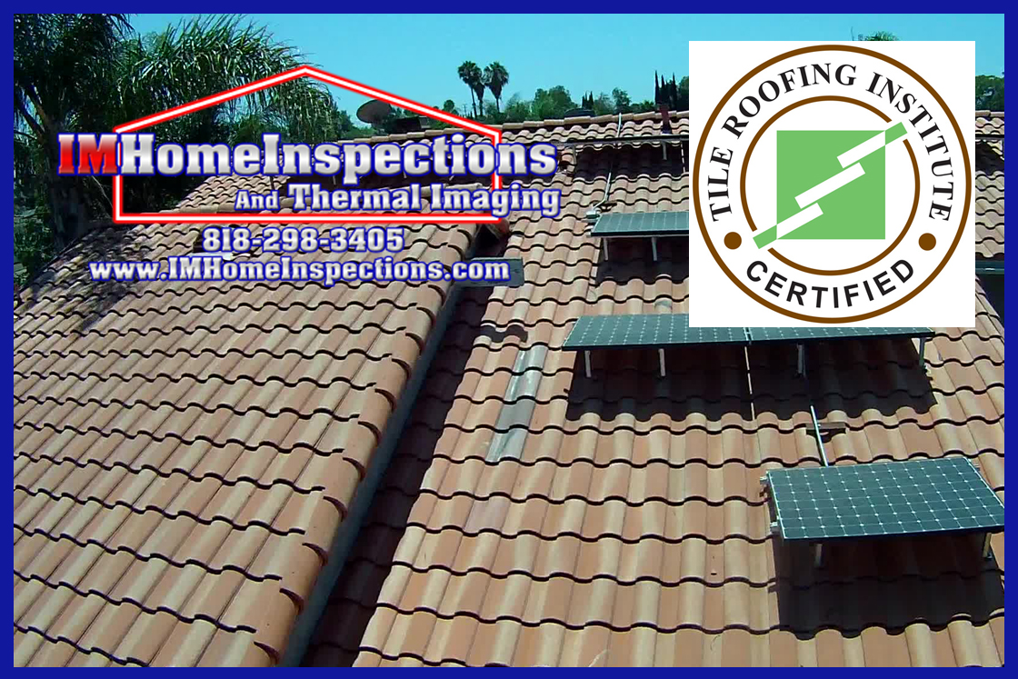Tile Roofing Certified Im Home Inspection