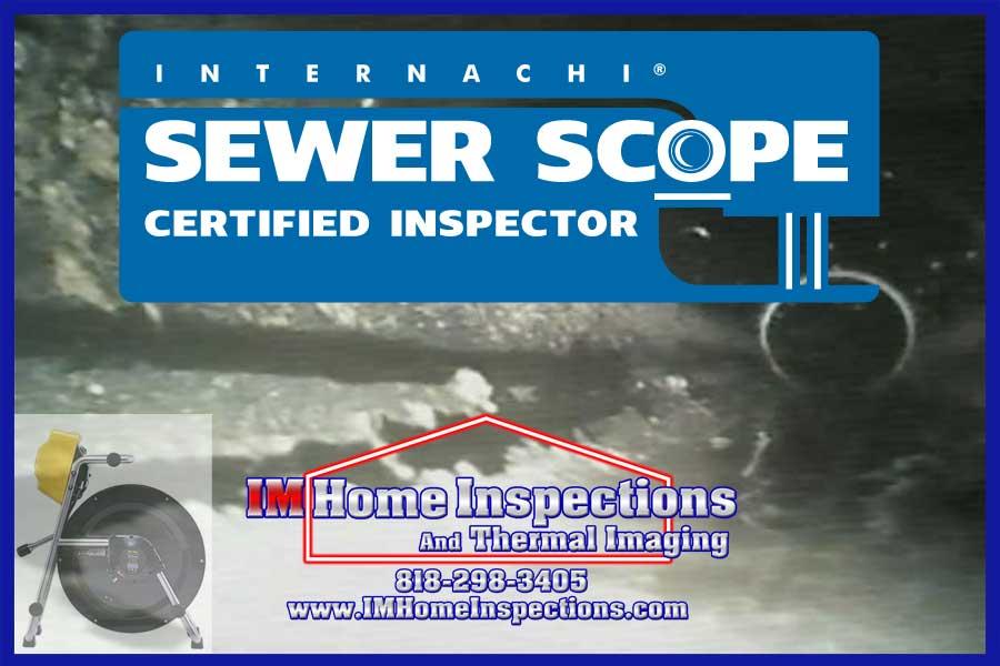 Sewer Scope Inspector