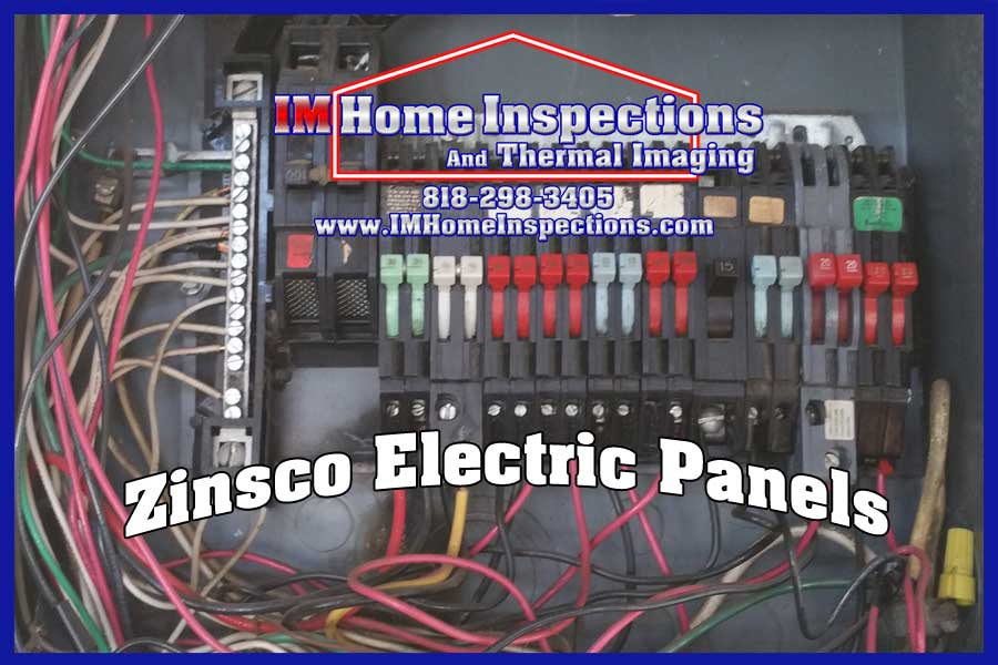 Zinsco Electrical Panels - IM Home Inspection on