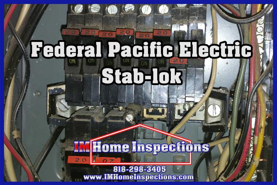 Federal Pacific Electric Stab-lok